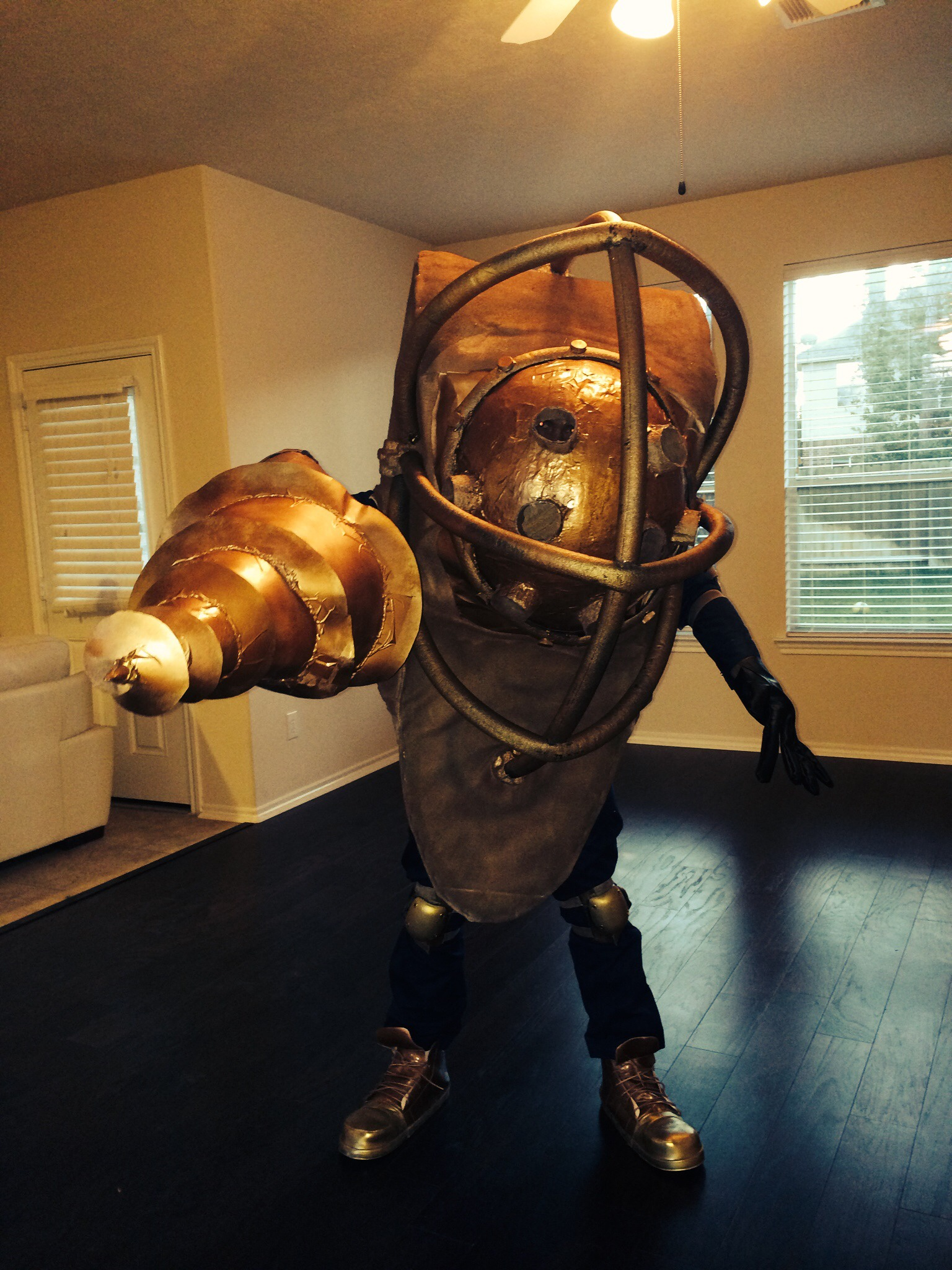 "Big Daddy ""Bioshock"""