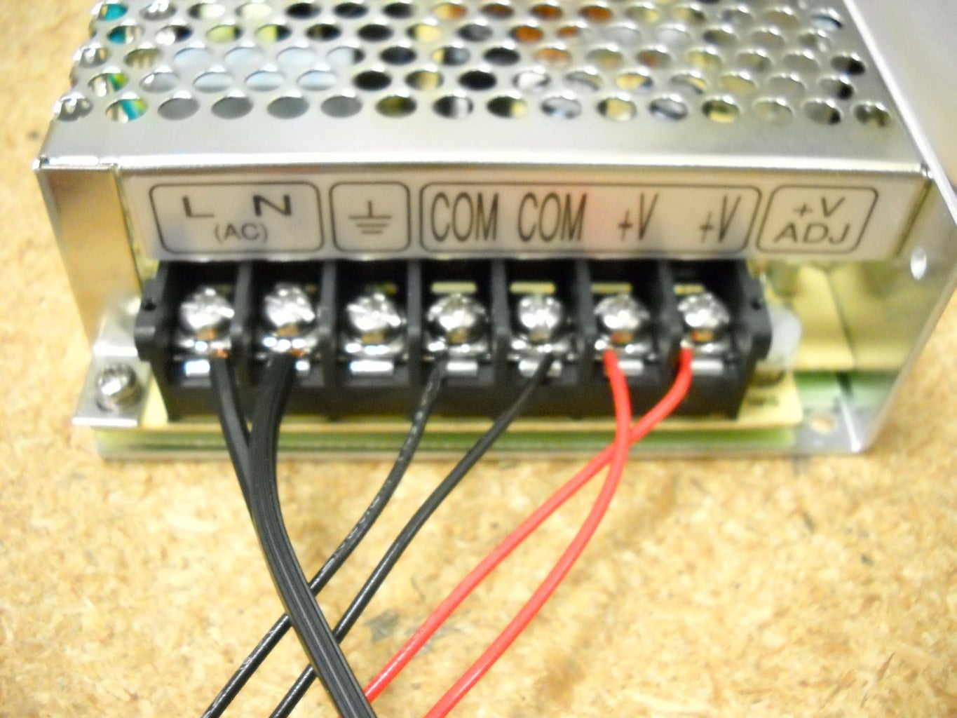 Power Connections