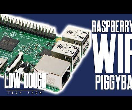 "A Simple Raspberry Pi Wifi ""Bridge"""