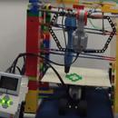 LEGO Mindstorms EV3D Printer