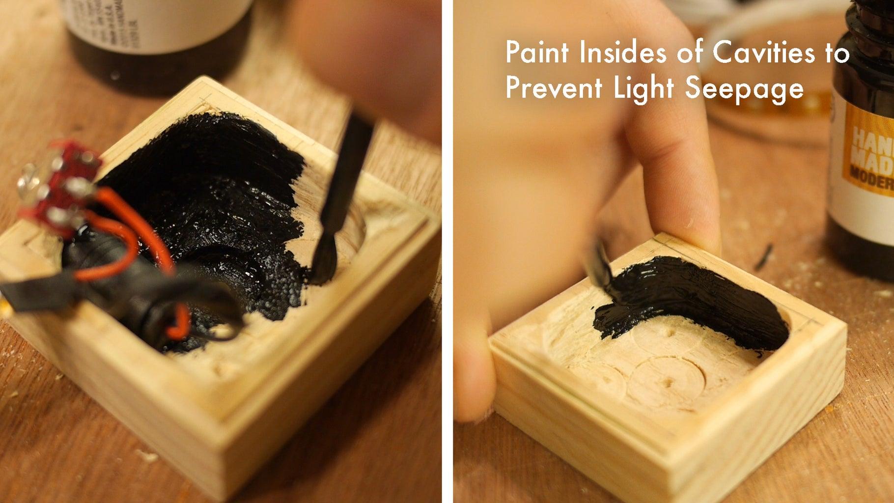 Light Sealing and Diffusion