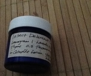 How to Make Organic Insect Repellent