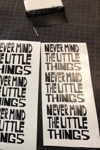 Hand Lettering Vs Typography