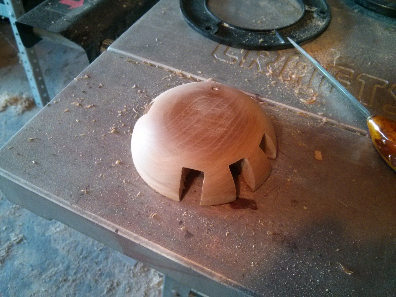 The Leg Dome
