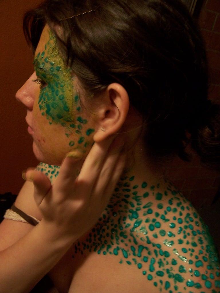 Blending Into the Skin