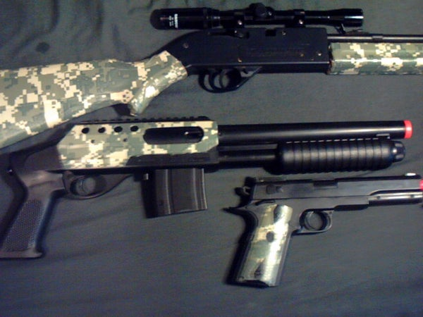 How to Make Your Airsoft Guns Cool