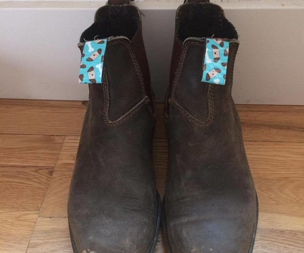 How to NOT Lose Your Blundstones at a Party...