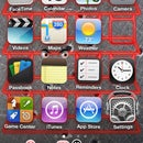 How To Glitch An App On The Home Screen
