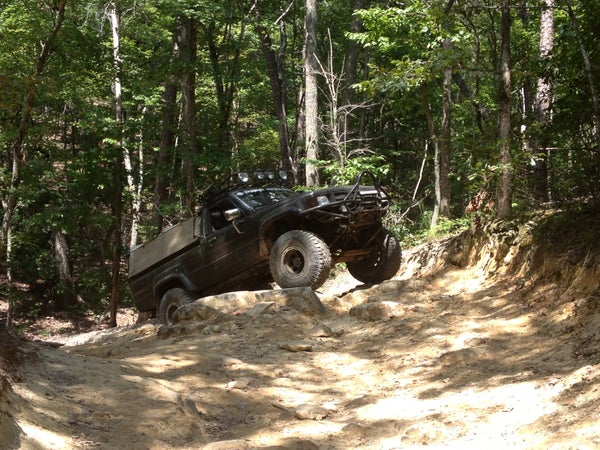 Building My Primitive Camping Truck