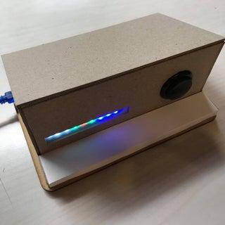 Arduino LED Rocker Game!