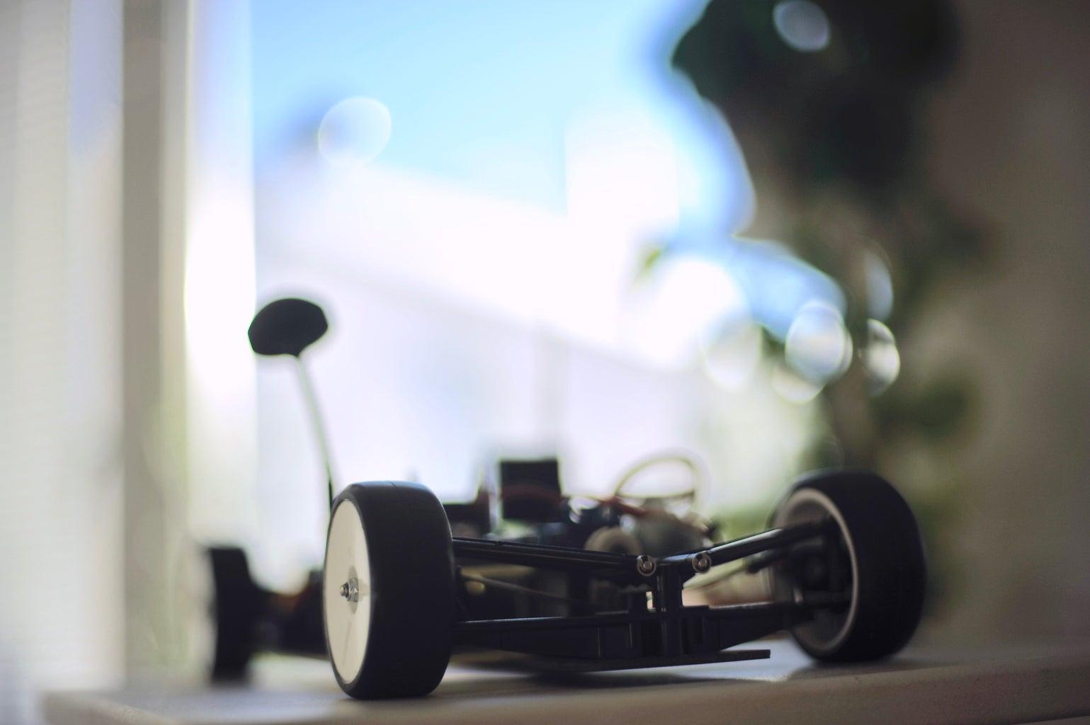 Tamiya F103 GT // FPV CAR