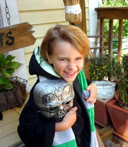 Draco Malfoy - Death Eater (kids Robe, Mask, Scarf and Other Harry Potter Stuff)