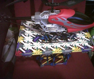 Knex Rc Helicopter Helipad