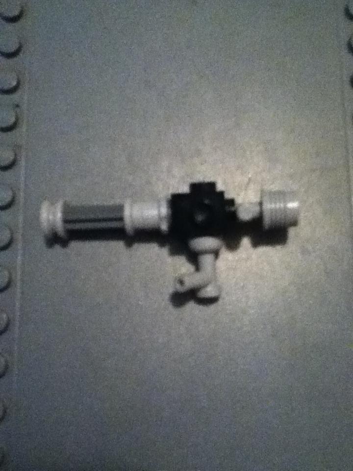 Lego Mini Gun