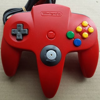 Nintendo 64 Controller Internal Rumble Mod