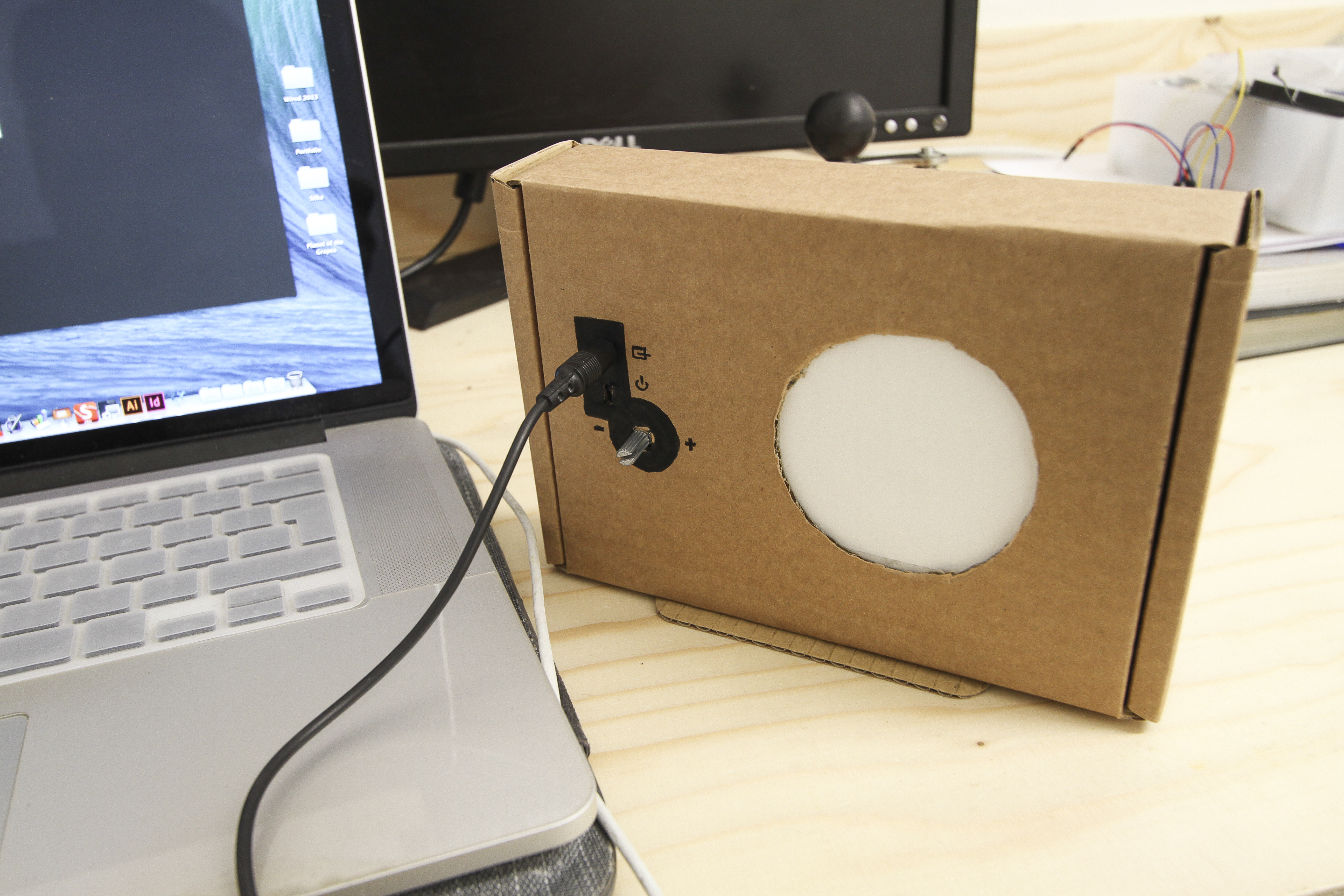 TWSU DIY Speaker Kit (Cardboard Speaker)