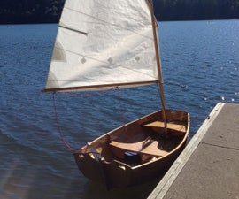 How to Build a Wood Sailboat