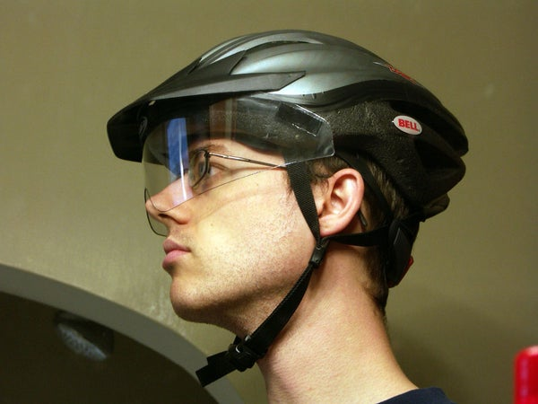 All-Weather Bike Helmet