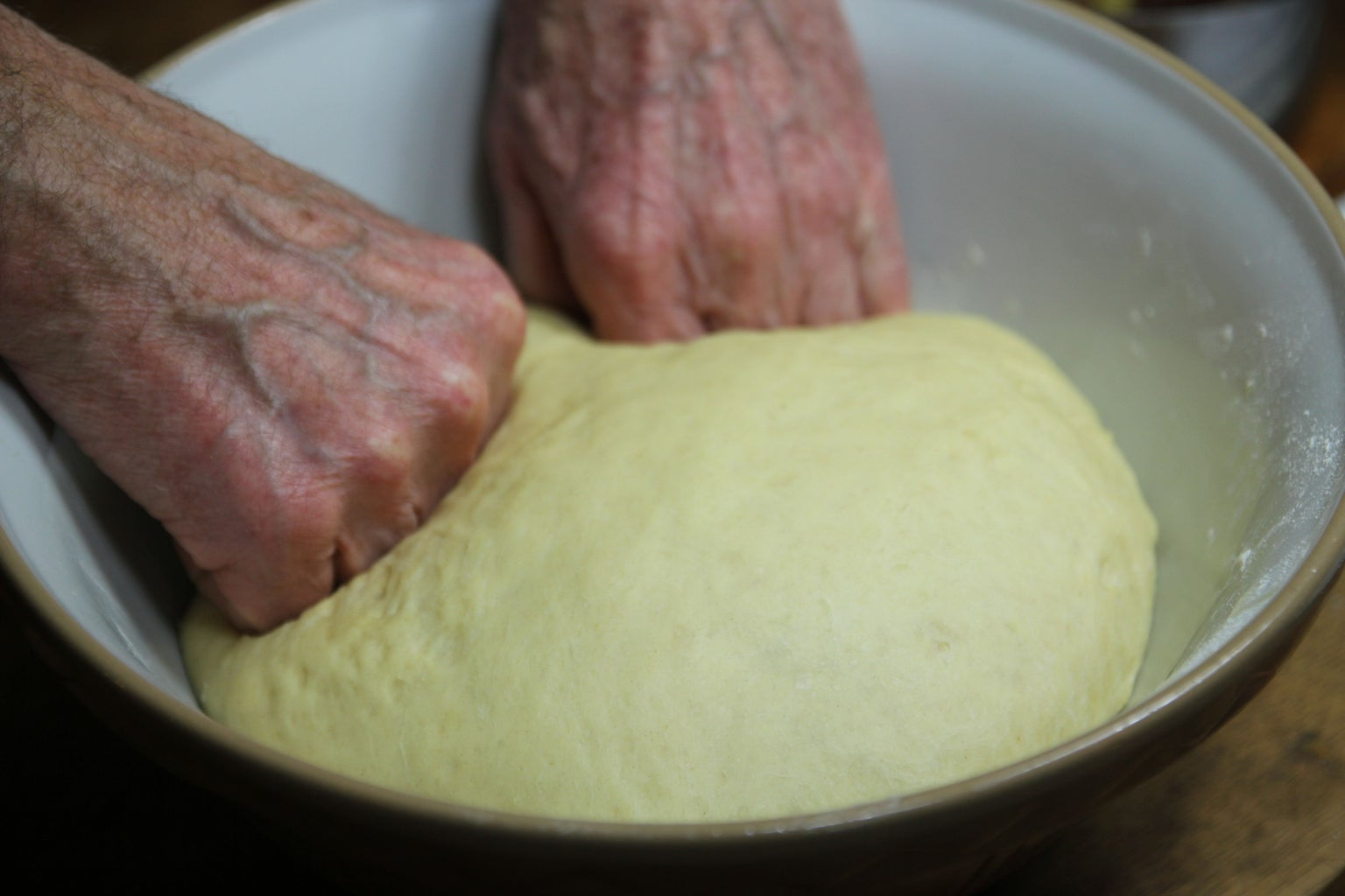 Ingredients and a Word About Using Yeast in Sweet Buns