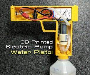 Electric Pump Water Pistol