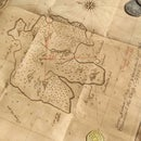 The Map From Treasure Island (1990)