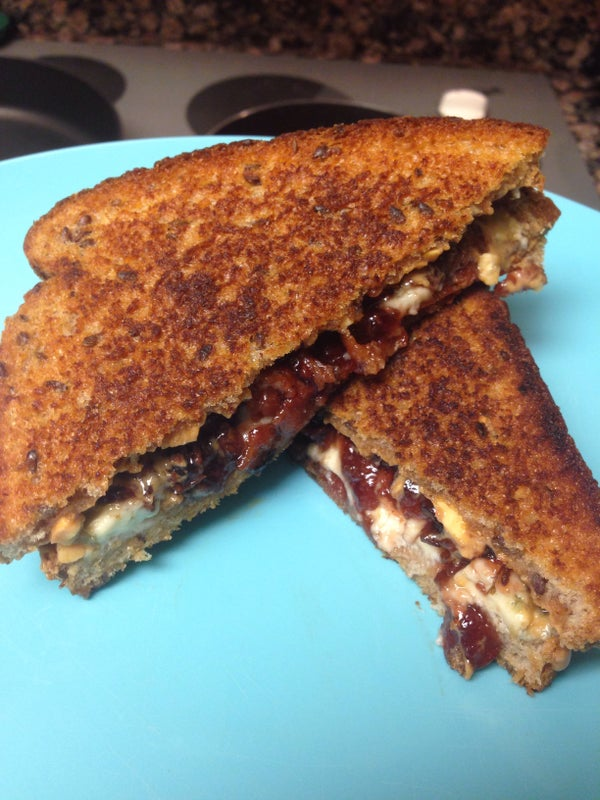 Bacon Blue PB&J