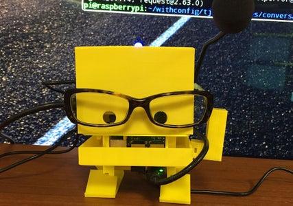 TJBot - Build a Talking Robot