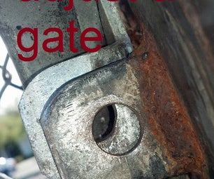 How to Adjust Gate