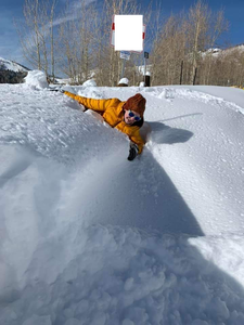 Make Your Own Quigloo! How to Build a Snow Fort.