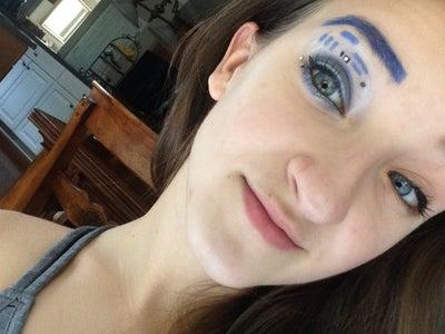 Blue Brow