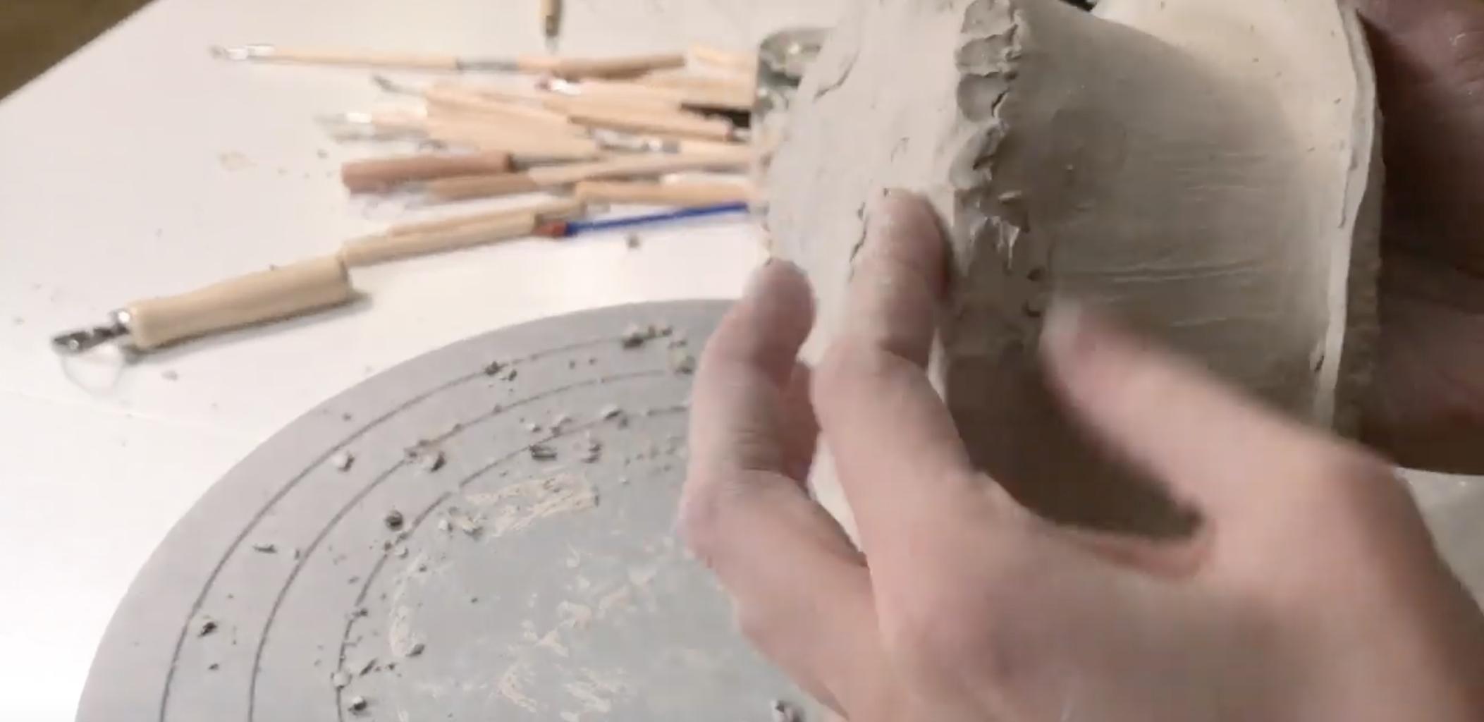 Sculpting the Top Hat