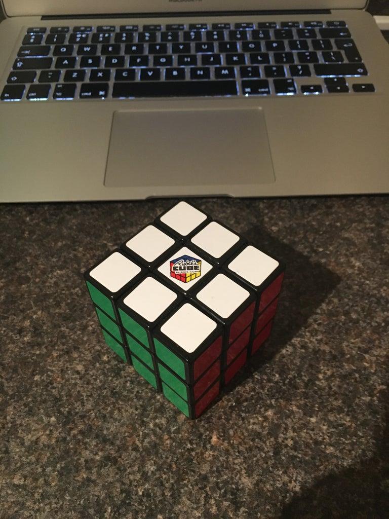 Disassembling Your Rubik's Cube