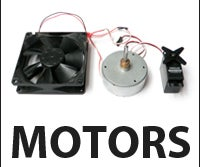 The Weekly Challenge: Motors