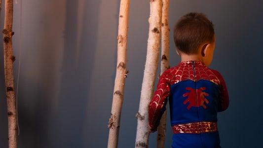 Into the Spider-Verse Spider-man