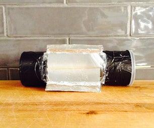 Pringles Solar Oven!