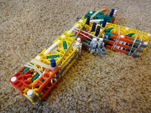K'NEX Gun: TAC 1 (Build)