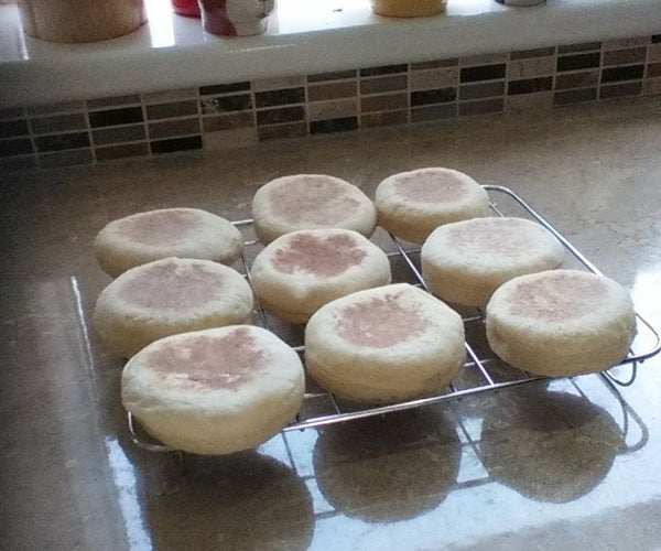 Awesome English Breakfast Muffins