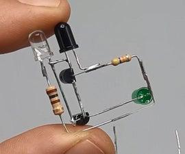 How to Make a IR Proximity Sensor at Home