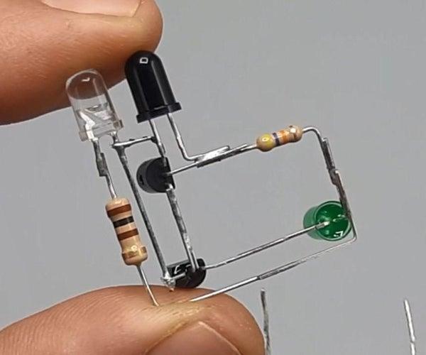 Easy Infrared Proximity Sensor