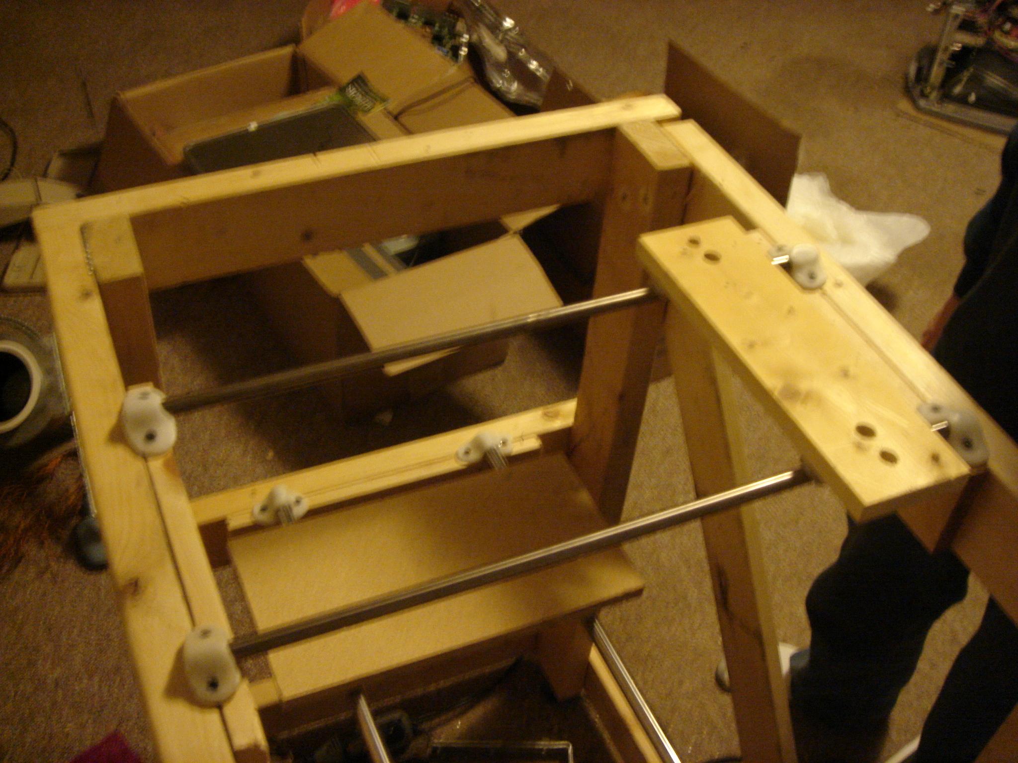 Constructing a RepRap: Part 2