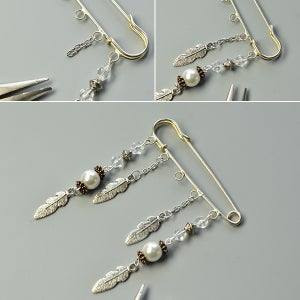 Add More Chain to the Safety Pin