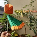Origami Gudi Padwa Maharashtiyan New Year Decoration