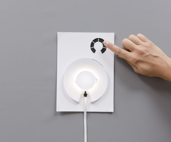 How to Make the Dimmer Lamp
