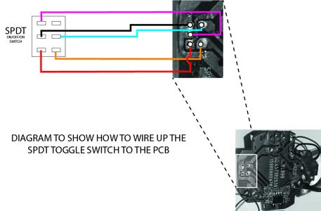 Adding the Toggle Switch