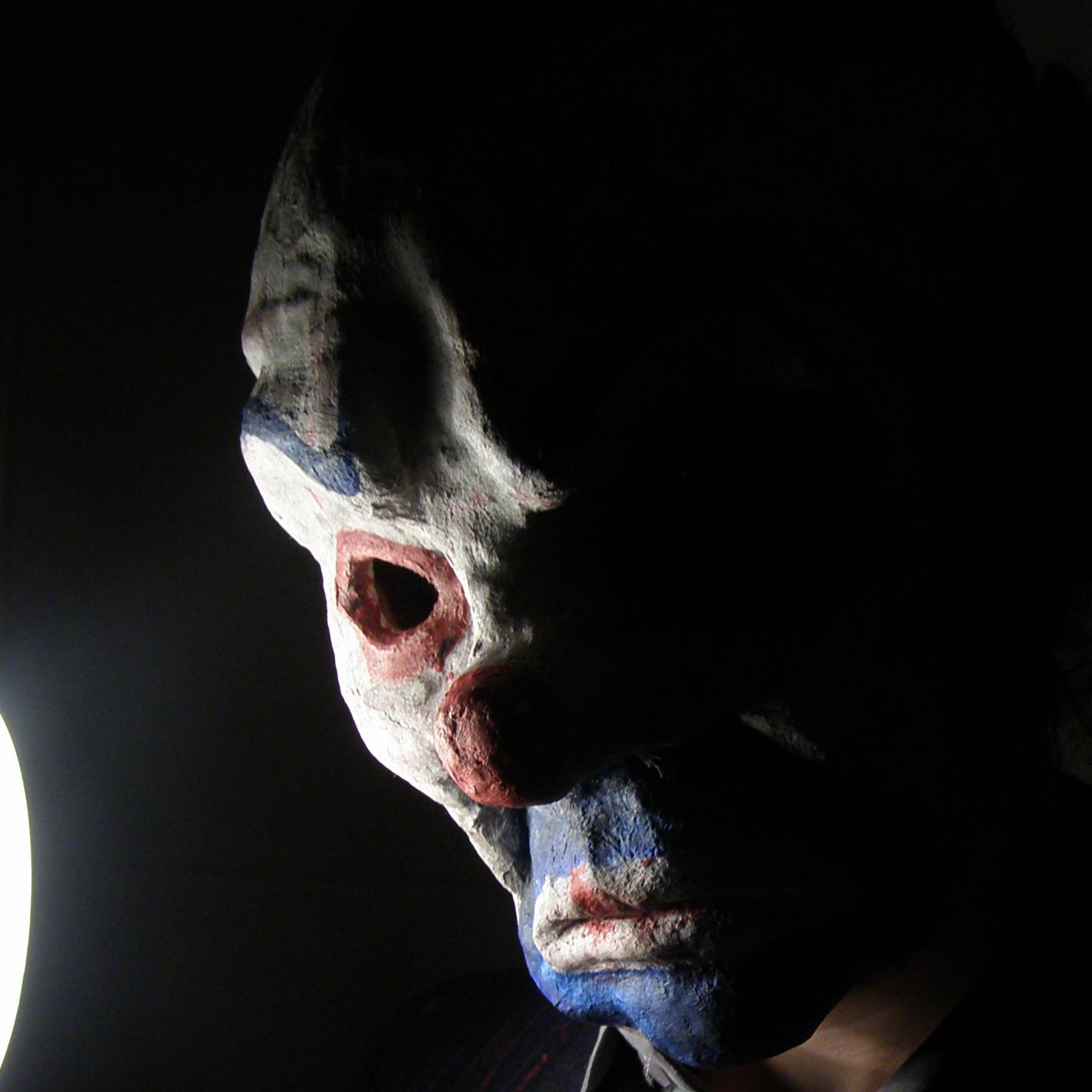 Terrifying High-quality Masks (Plaster of Paris)