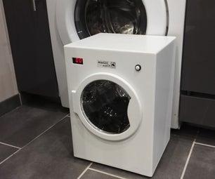 Making a Motorized Washing Machine for Children With Arduino
