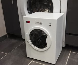 Making a Motorized Washing Machine for Children With Arduino