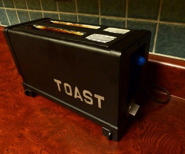 Toaster Repair and Upgrade