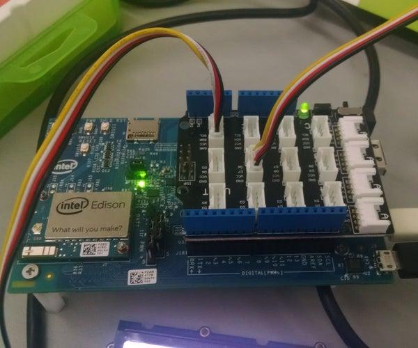 Physical Web Con Intel Edison