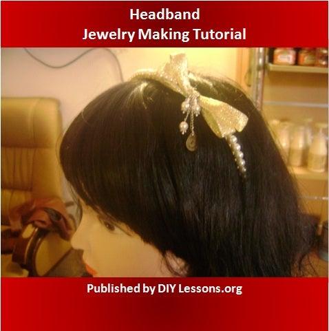 Fashionable Headband Tutorial